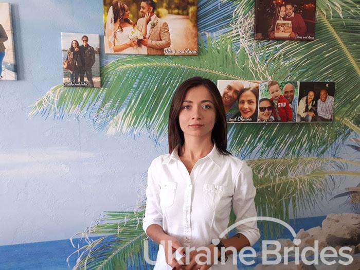 Ukraine Brides Agency Team - Olga P