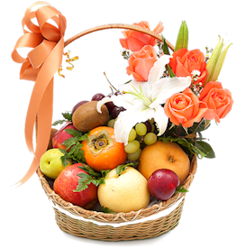 """Basket """"With Hope"""""""