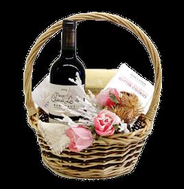 """Basket """"Happy Easter"""""""